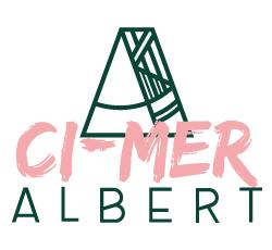 Détournement du logo en cimer Albert