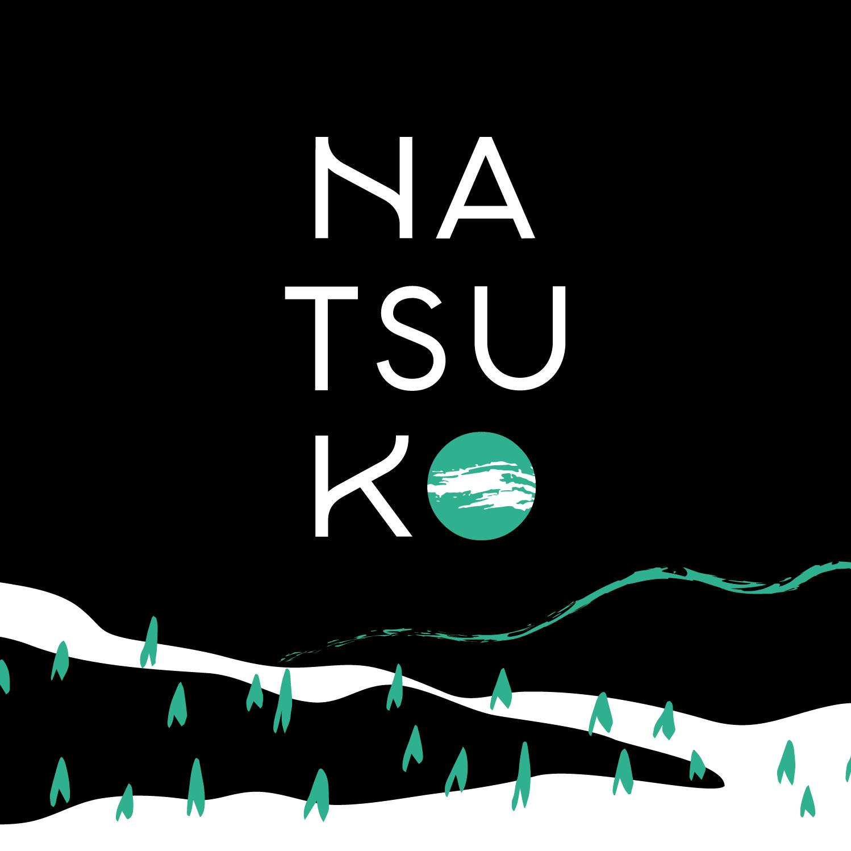 Photo du blog, détail de l'identité visuelle des cosmétiques Natsuko réalisée par Superfruit
