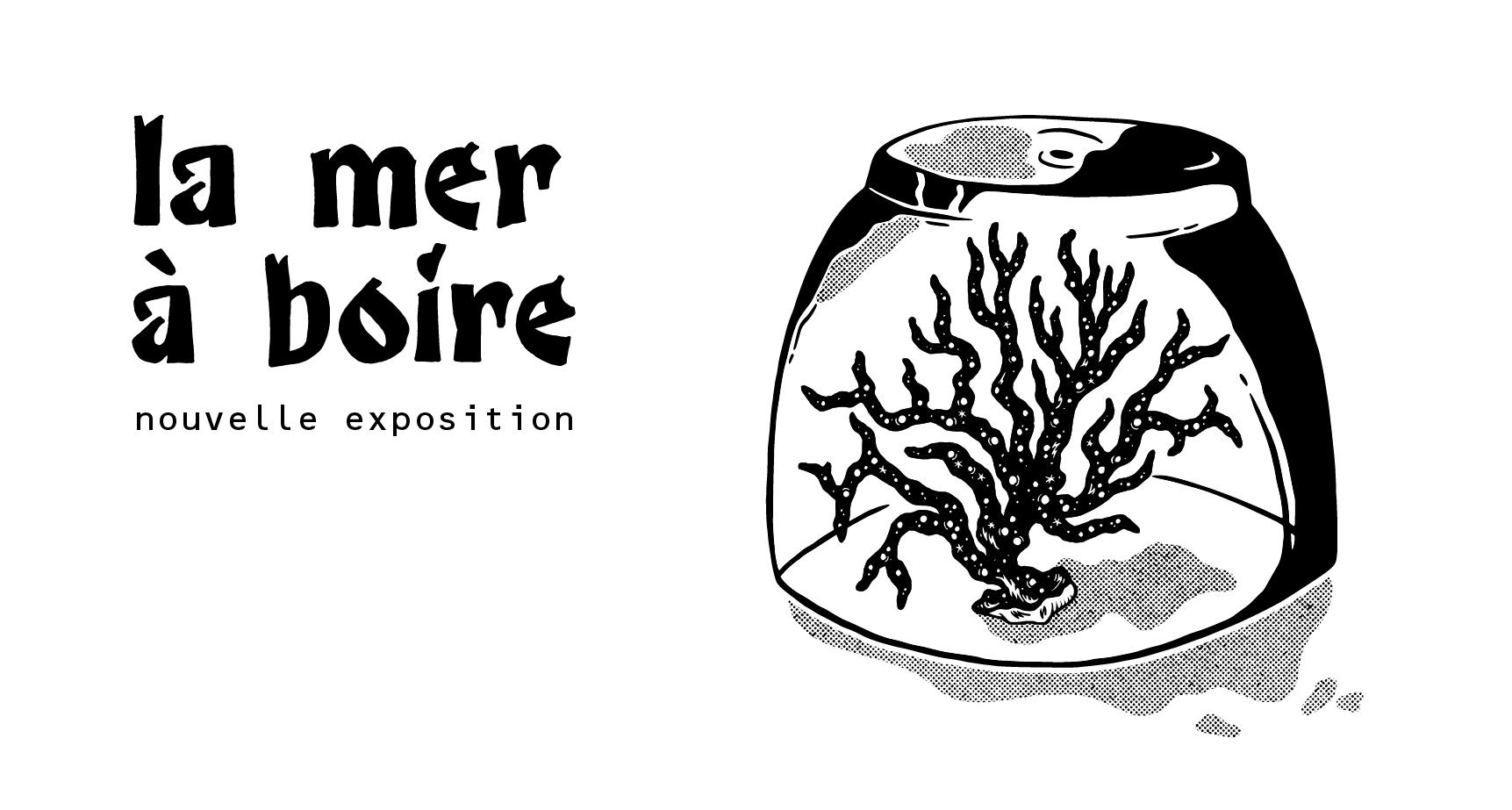 """Thumbnail news blog Superfruit pour l'exposition """"la mer à boire"""" au Kraken (Toulouse)."""
