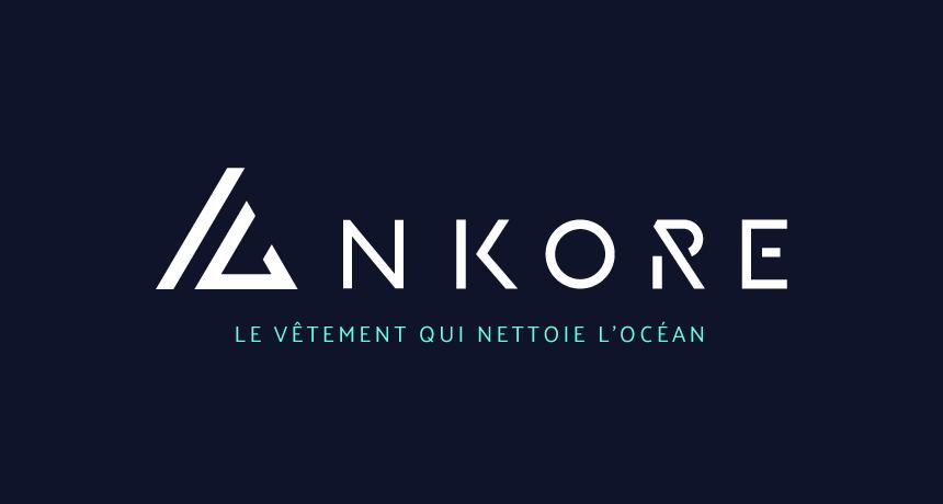 Ankore : Le vêtement qui nettoie l'océan