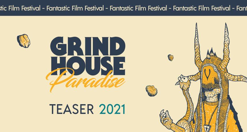 Teaser 2021 Festival Grindhouse Paradise