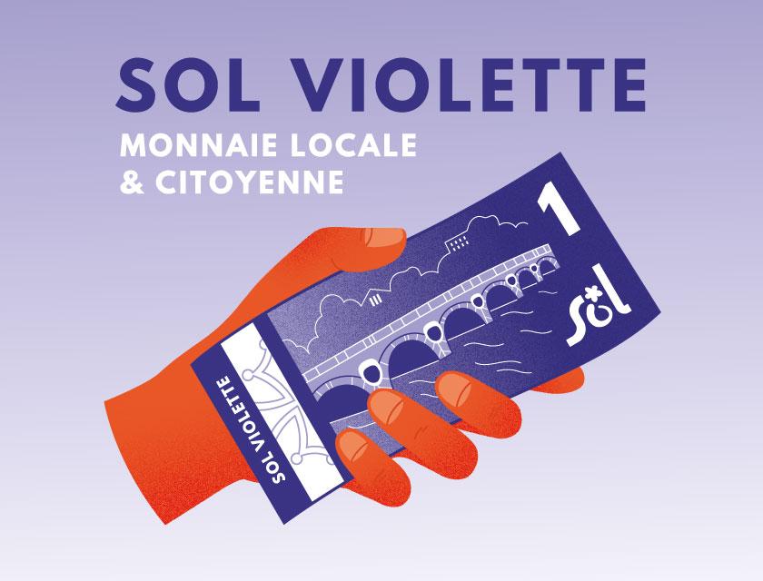 Sol Violette – Illustration : nouvel article